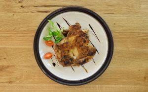 Сочна пилешка пържола