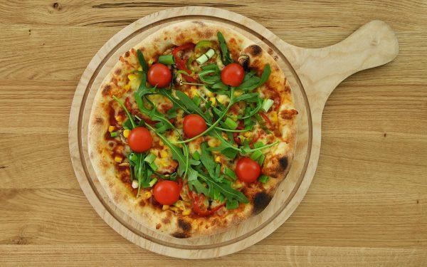 Пица Вегитариана