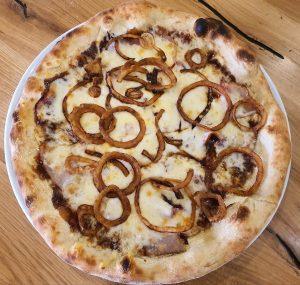 Форте - вкусна пица от Каса Феличе